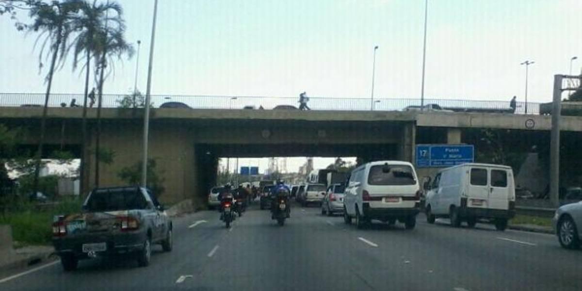 Ponte Jânio Quadros será fechada para caminhões para obras de restauração