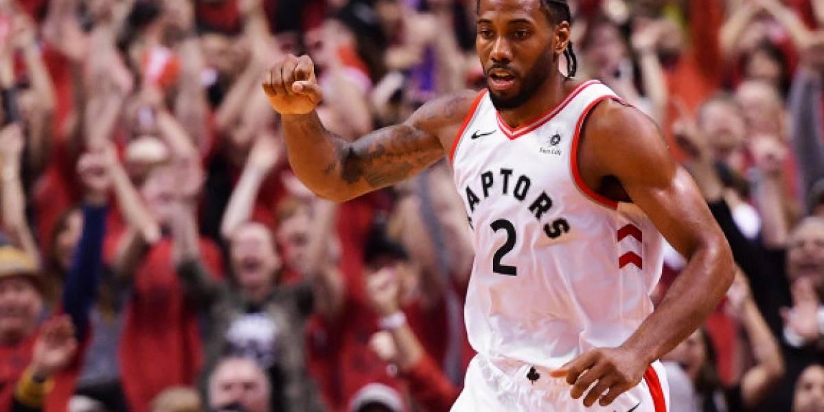 Raptors confía en su experiencia pasada ante Warriors