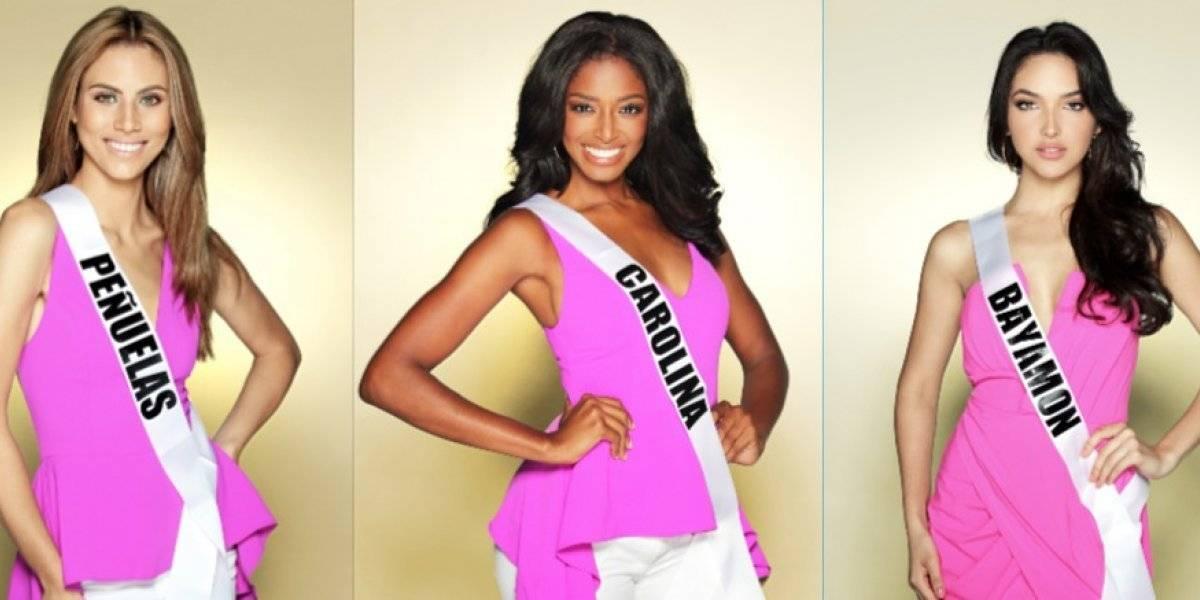Misses que buscan la revancha en Miss Universe Puerto Rico
