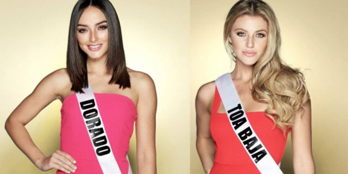 Rostros conocidos que buscan corona de Miss Universe Puerto Rico