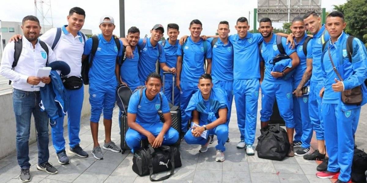 Guatemaltecos viajan ilusionados al Torneo Esperanzas de Toulon