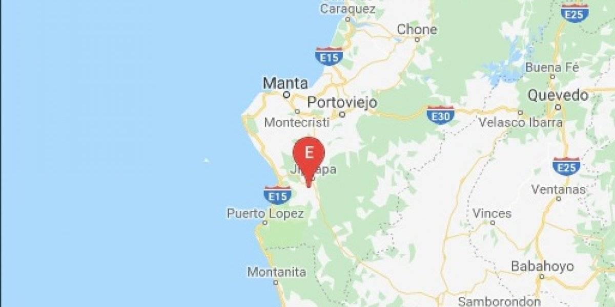 Se registran temblores en Manabí y Baños