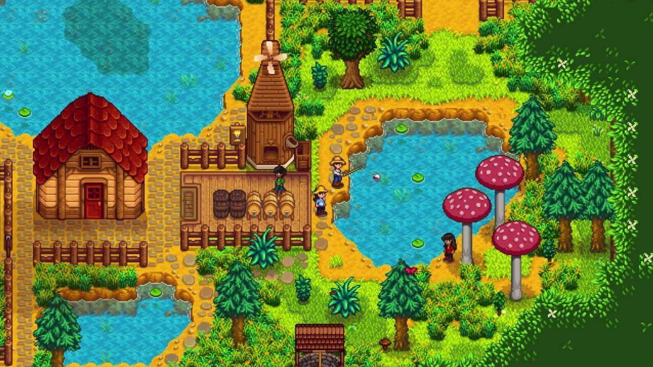 Stardew Valley para Nintendo Switch: una experiencia diferente [FW Labs]
