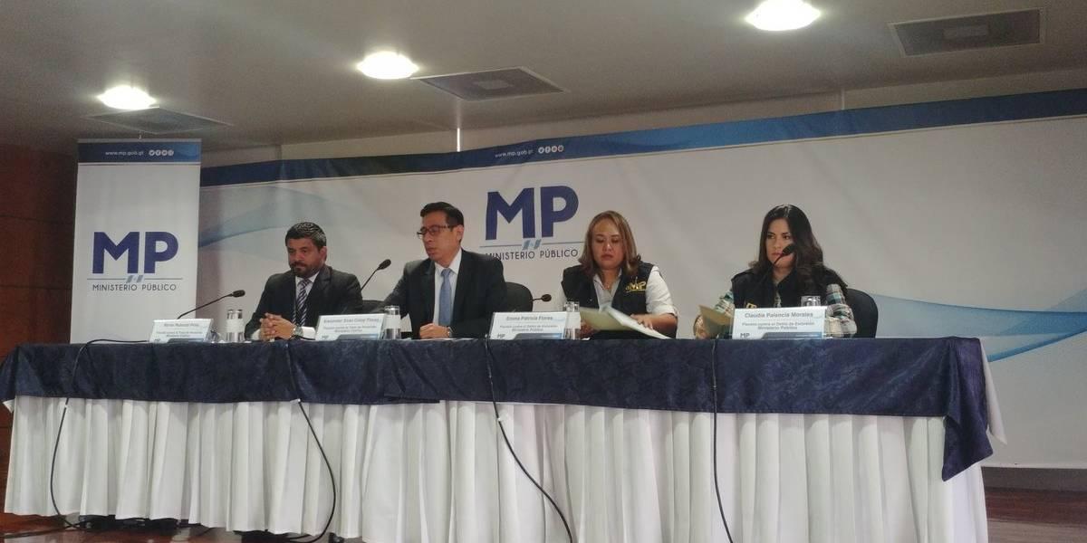 Guatemala, con apoyo de EE.UU., desarticula red de traficantes de migrantes