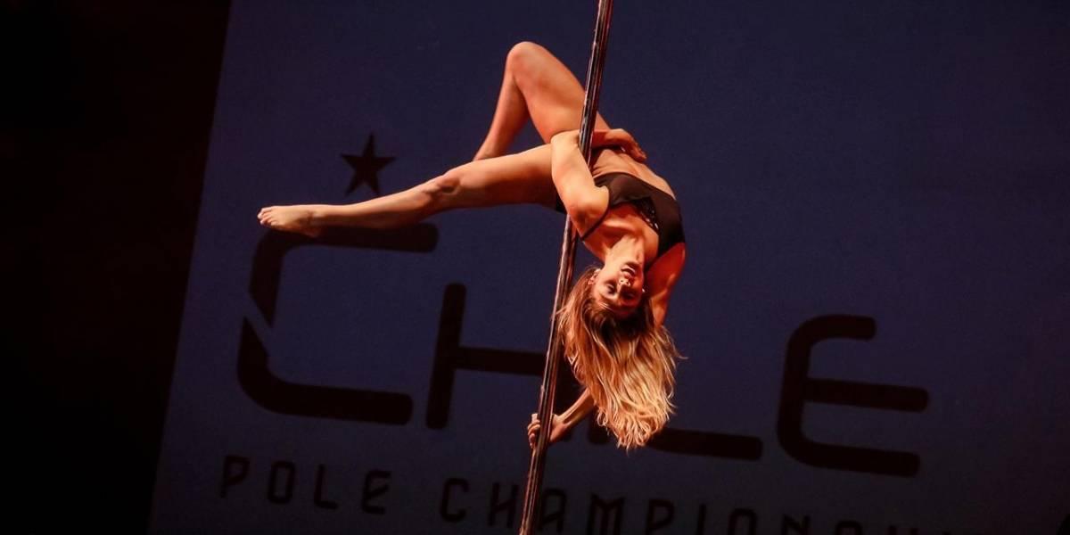 El Pole Sport se viste de gala en Chile con 80 atletas en competencia y un eximio jurado internacional