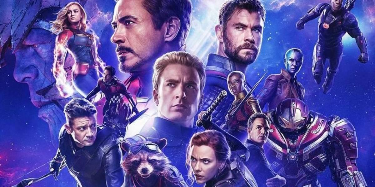 Nueva escena postcréditos se mostrará en el relanzamiento de Avengers Endgame