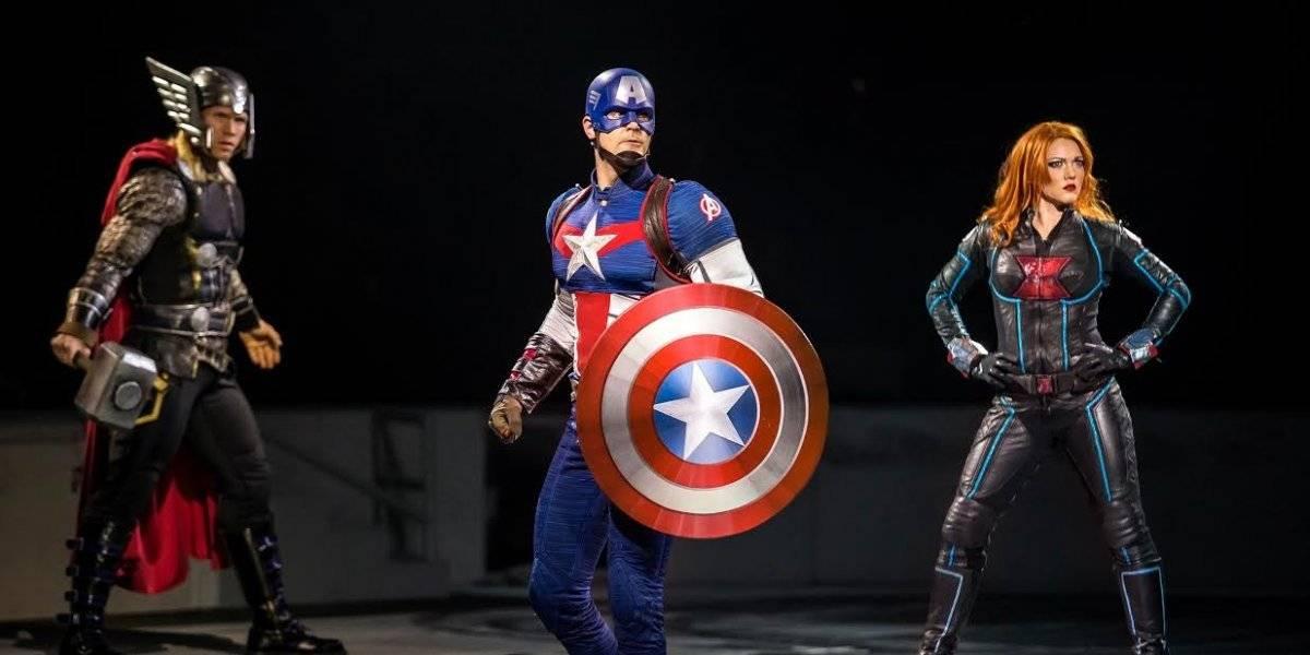 Llega Marvel Universe Live!