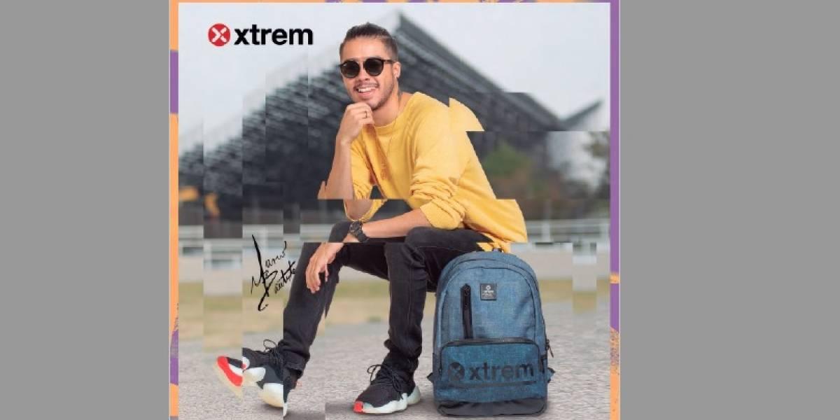 El desafío de Mario Bautista #PásalaXtrem que causa furor en las redes