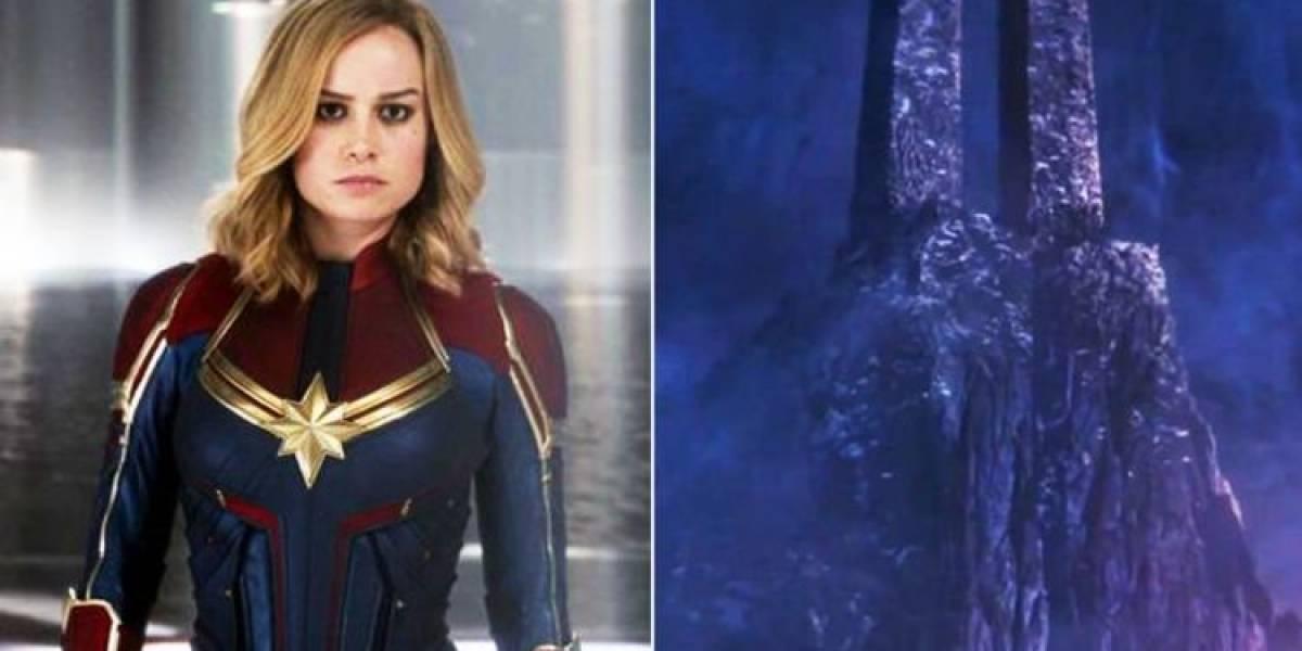 Se filtró imagen eliminada de Avengers: Endgame ¿Capitana Marvel en Vormir?