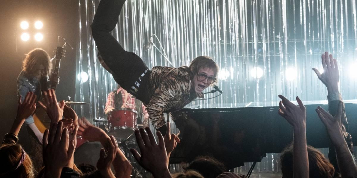 Cinebiografia de Elton John, 'Rocketman' faz cinema se tornar jukebox de hits