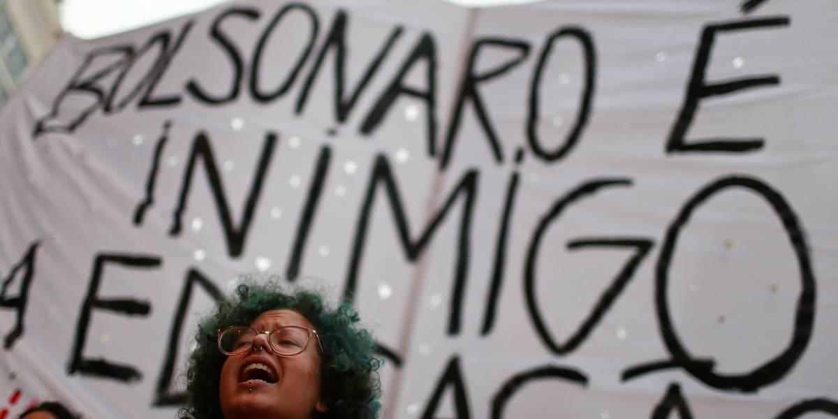 Estudantes por todo o país voltam às ruas em protesto pela educação; veja como foi em cada capital