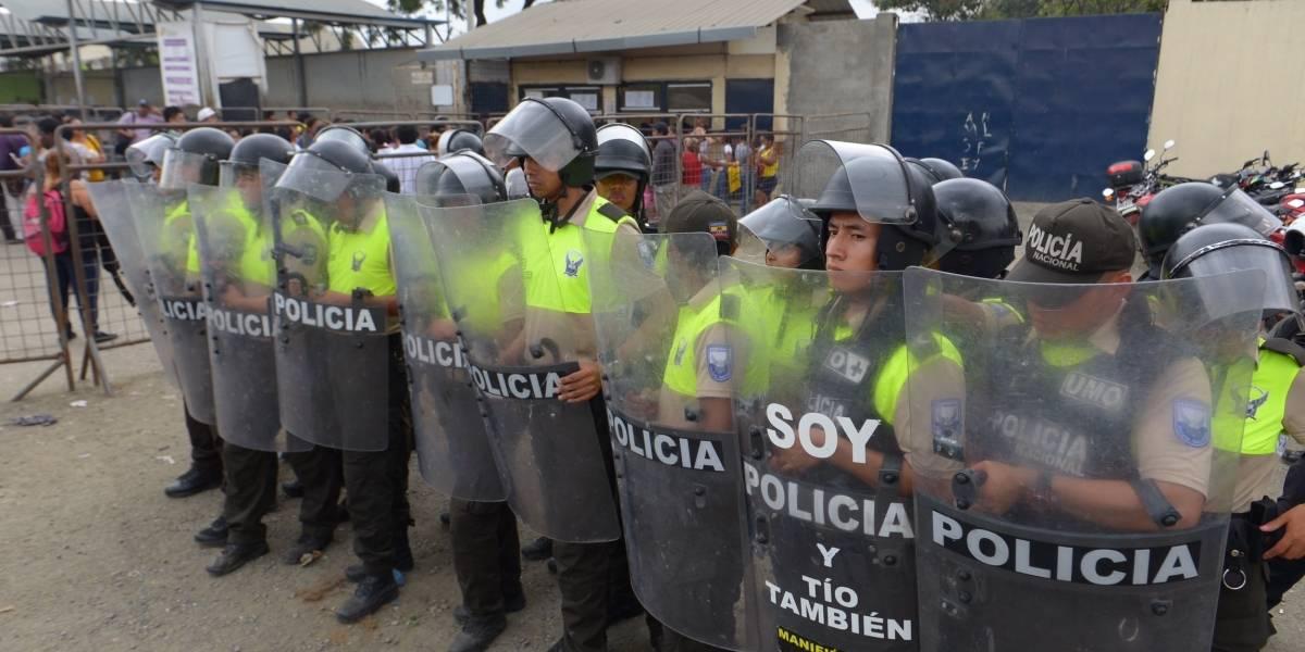 Gobierno despide al director de la Penitenciaría del Litoral, Alfredo Muñoz