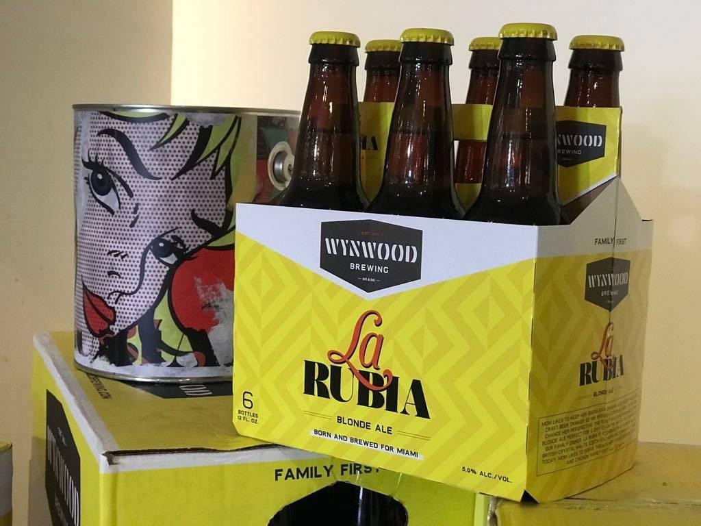 Wynwood Brewing Company es una empresa familiar que tiene como objetivo ofrecer cervezas frescas, deliciosas, innovadoras y de alta calidad l Foto por Perla Alessandra Hernández