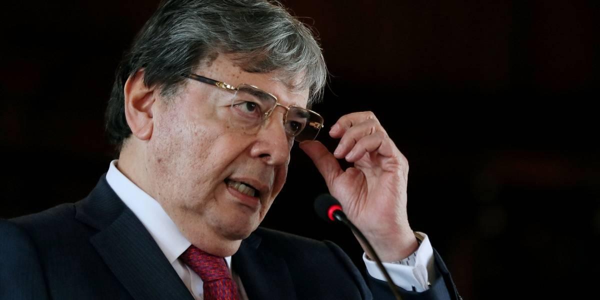 Por provocadoras palabras, acusan al ministro de Defensa de promover una guerra civil
