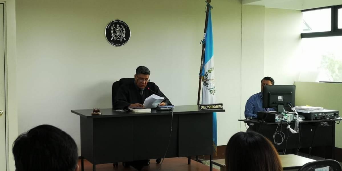 Juez remite denuncia de Jimmy Morales a Gestión Penal del OJ