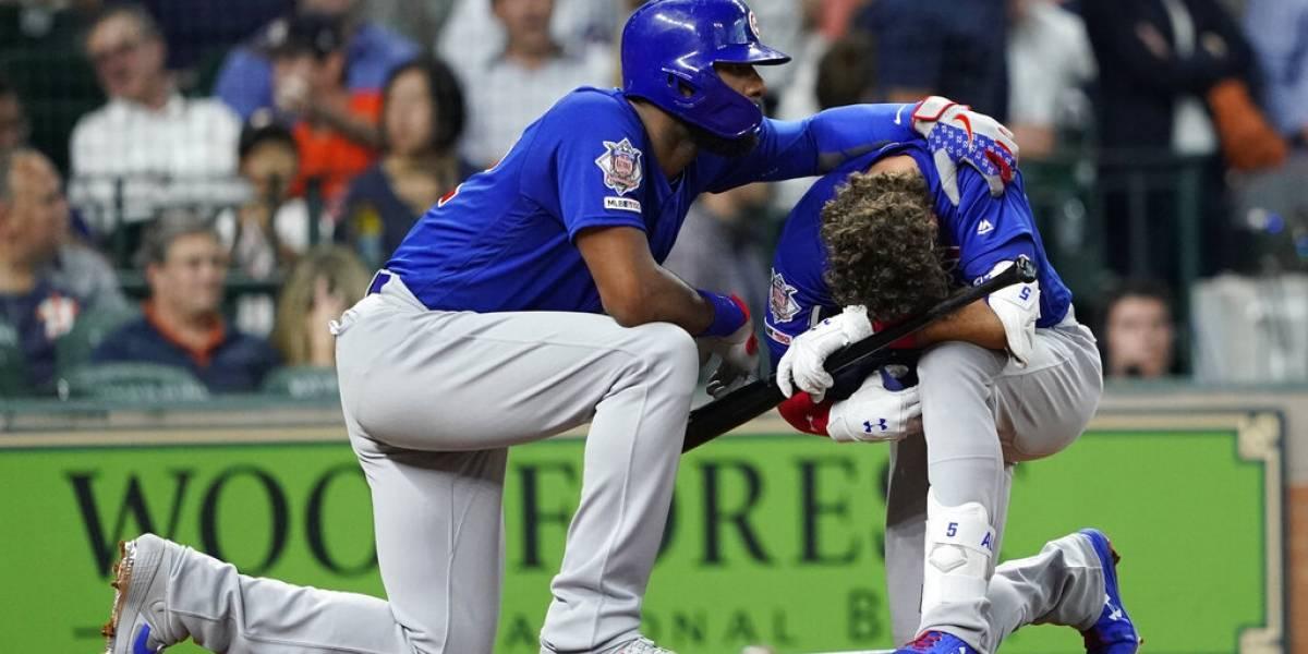 El dramático registro que da la vuelta al mundo: beisbolista rompe en llanto tras propinar violento pelotazo que mandó al hospital a una niña