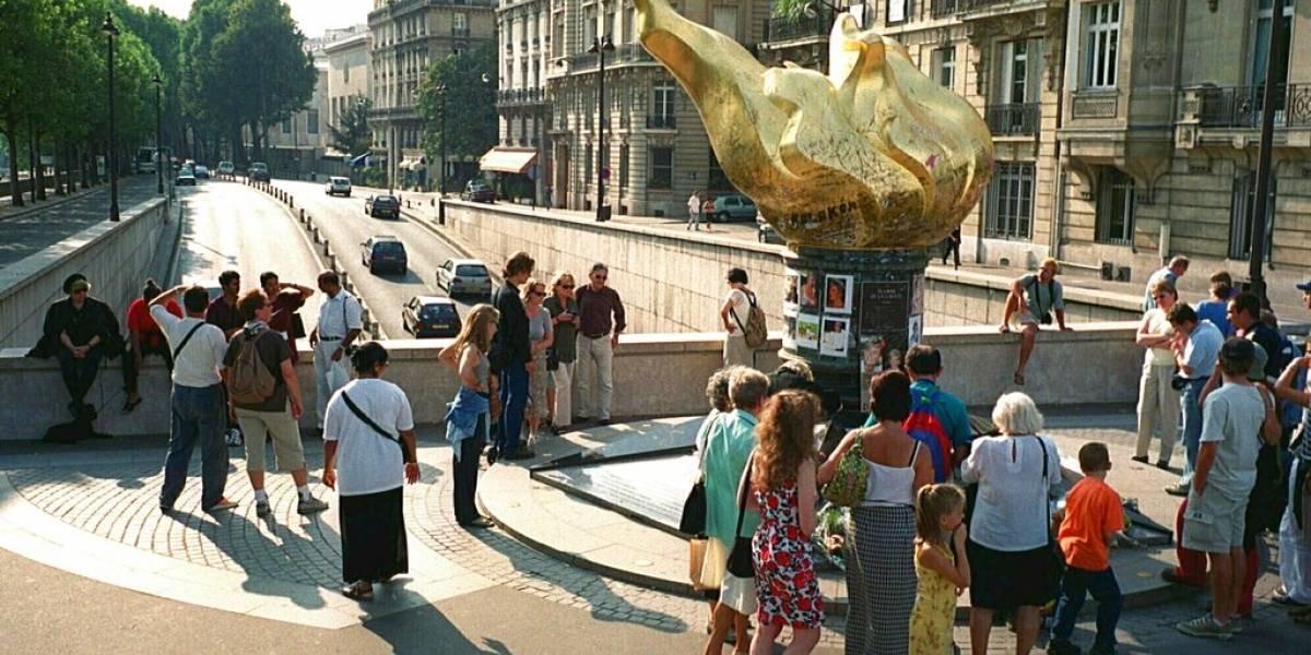 París quiere la Plaza Princesa Diana en el lugar de su muerte