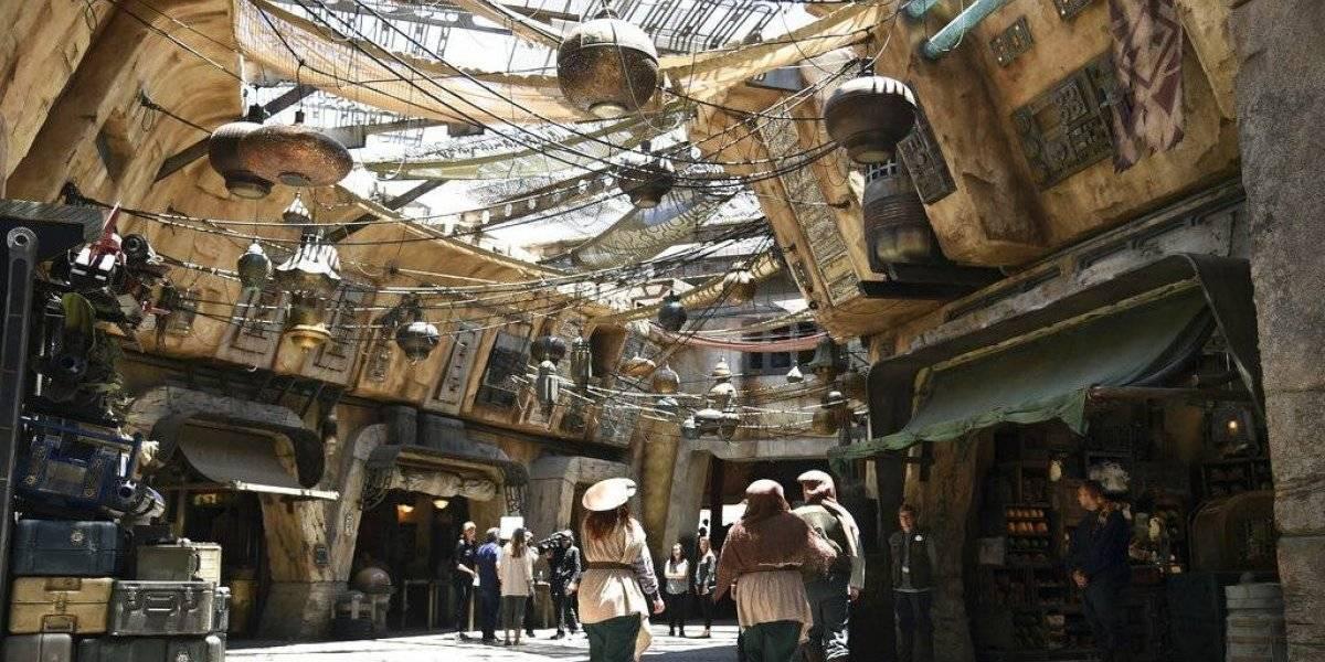 Star Wars: Galaxy's Edge ofrece un nuevo mundo en Disneyland