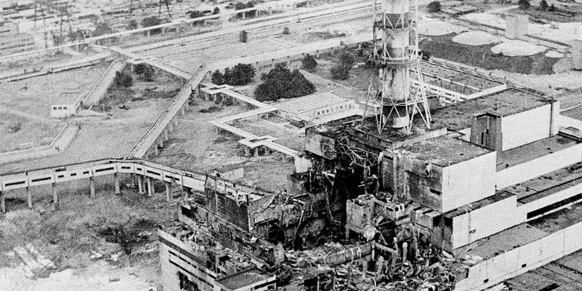 El primer sarcófago de Chernobyl: así de mal estaba la cúpula que protegió al mundo residuos nucleares por 30 años