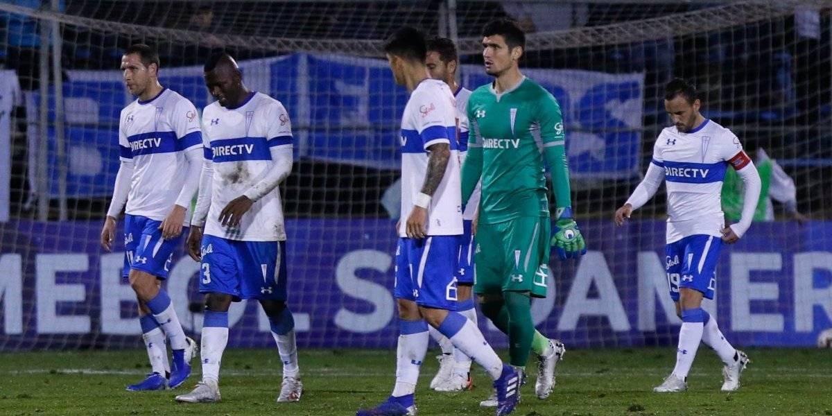 Así vivimos la derrota de la UC que buscaba el milagro ante Independiente del Valle en la Copa Sudamericana