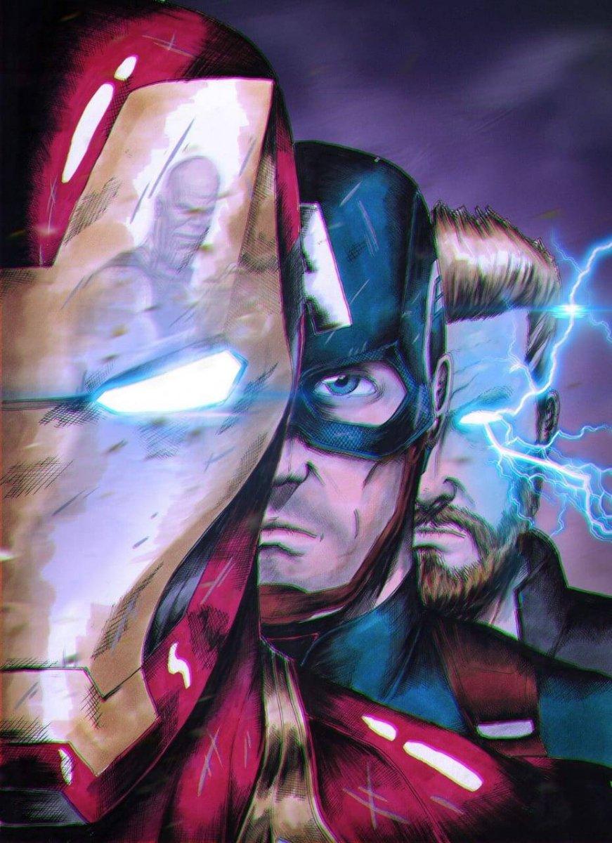 Avengers EndGame Pinterest