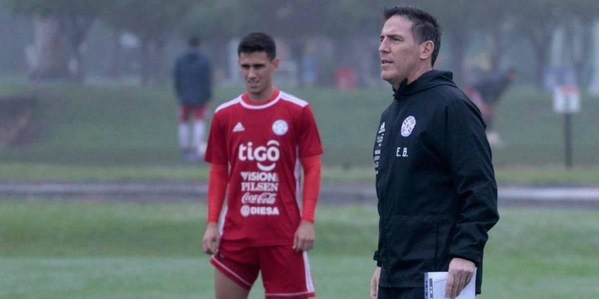 Berizzo entrega nómina de Paraguay con una mezcla de jóvenes y veteranos para la Copa América