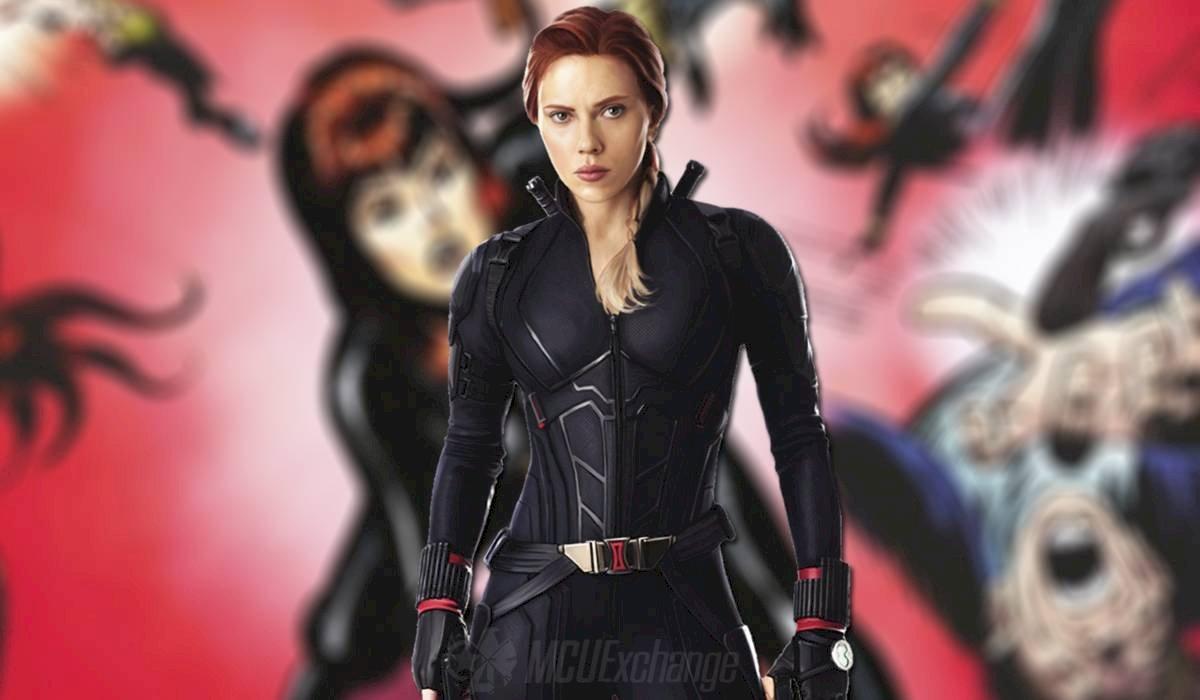 "Fotos revelarían que se Scarlett Johansson está filmando ""Black Widow"" Internet"
