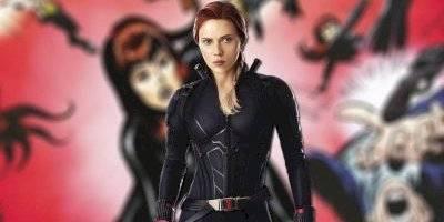 "Fotos revelarían que se Scarlett Johansson está filmando ""Black Widow"""