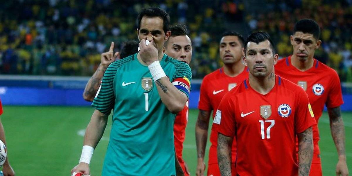 """Bravo se pone a disposición de la Roja pero ignora el llamado de Medel y Rueda: """"No tengo que darle explicación a nadie"""""""
