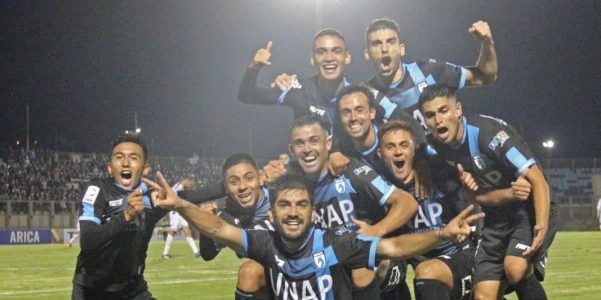 Deportes Iquique se queda con el clásico nortino y comienza ganando la serie ante San Marcos por Copa Chile
