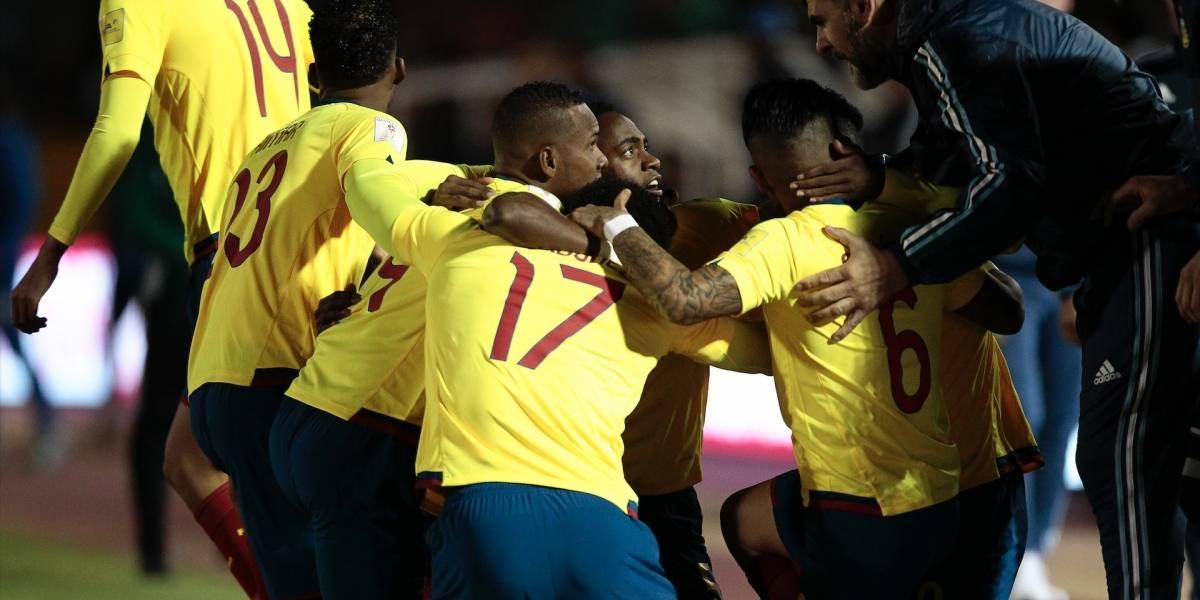 Ecuador y Venezuela miden fuerzas con miras a la Copa América 2019