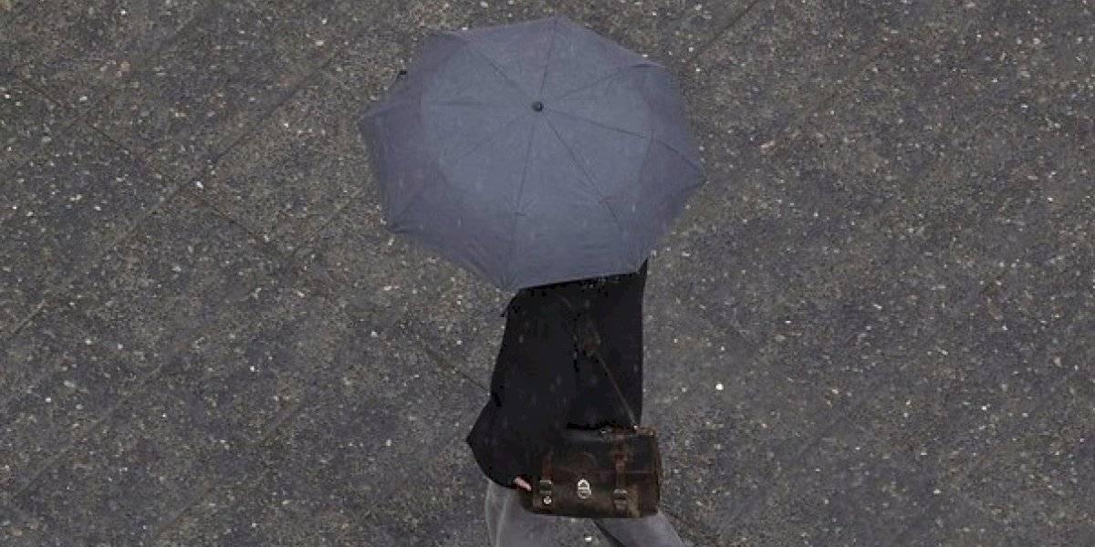 Anuncian precipitaciones para este miércoles en Santiago: ¿A qué hora comenzarán las lluvias en la Región Metropolitana?