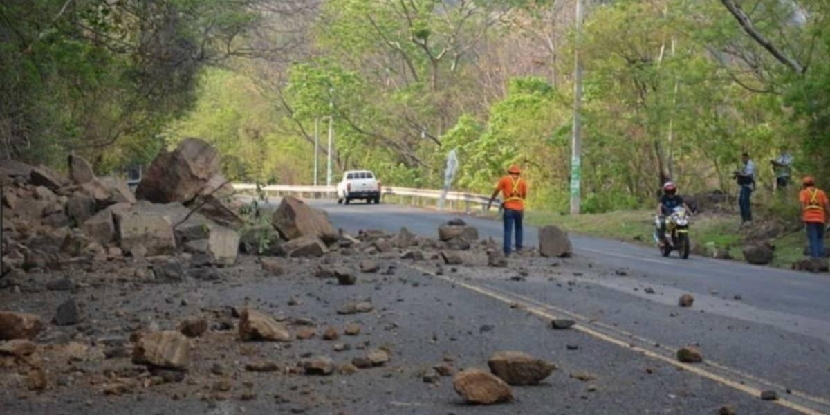Alerta de tsunami por sismo en El Salvador de 6,8 grados