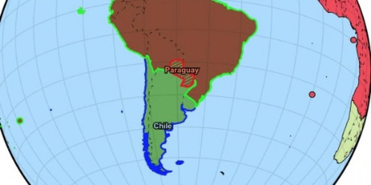Chile es uno de los 24 países que todavía existe en la Tierra y va por la conquista de Sudamérica: así es la Guerra Mundial que se convirtió en fenómeno viral