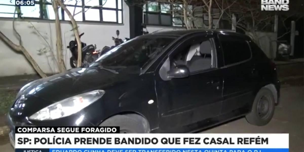 Casal sofre sequestro relâmpago na porta de universidade da zona oeste