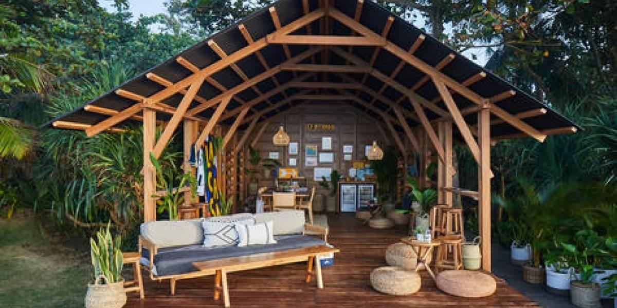"""Cerveza Corona inaugura """"La Casa"""" un espacio recreativo construido con plástico reciclado"""