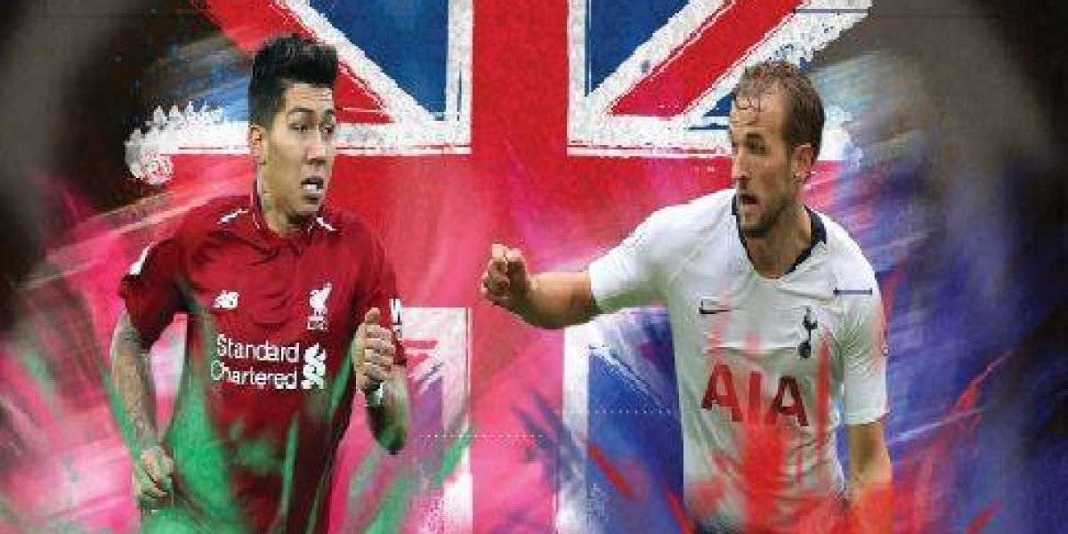 Inglaterra se pelea por la Champions