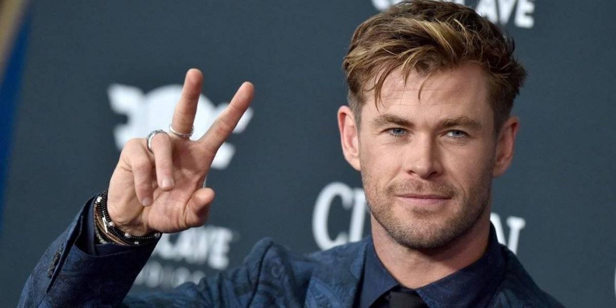 Chris Hemsworth y las bochornosas consecuencias de ser vegano