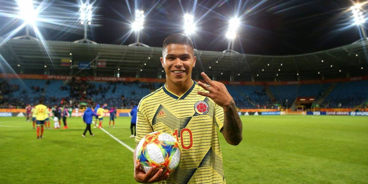 Tabla de goleadores del Mundial Sub 20 Polonia 2019 ((Actualizada))