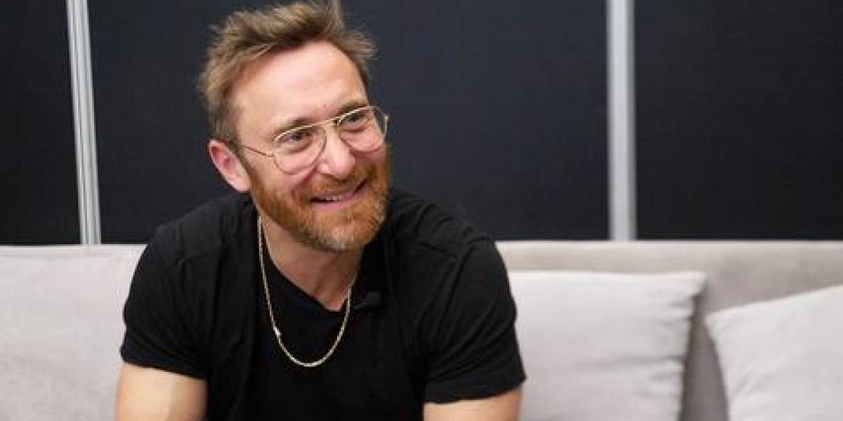 Las dos caras de David Guetta