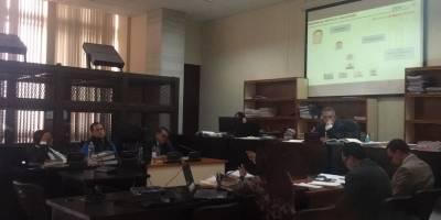 audiencia del exdiputado Julio Juárez, caso periodistas