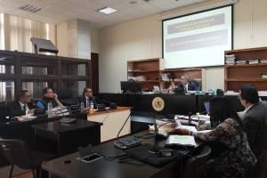 audiencia intermedia contra exdiputado Julio Juárez por caso Periodistas
