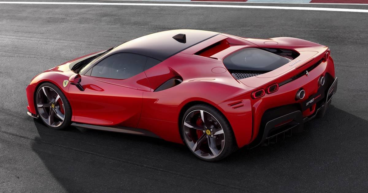 Foto: Ferrari/Handout via REUTERS