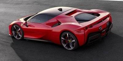 Nova Ferrari SF90 Stradale