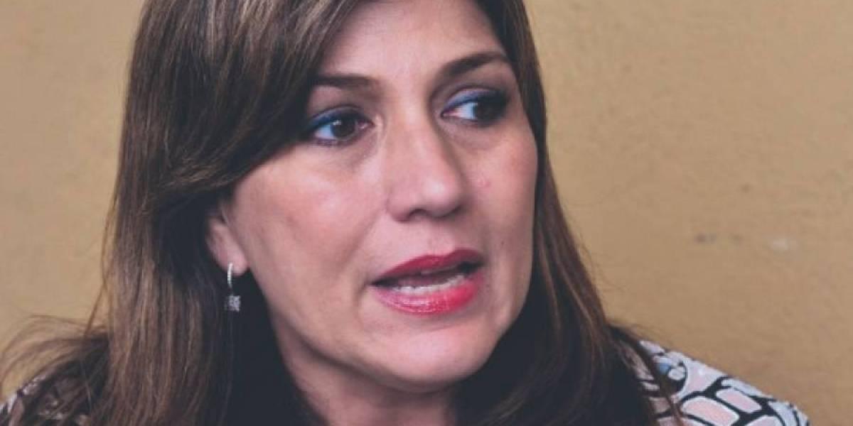 Ada Monzón asegura estar tranquila tras dar positivo a coronavirus