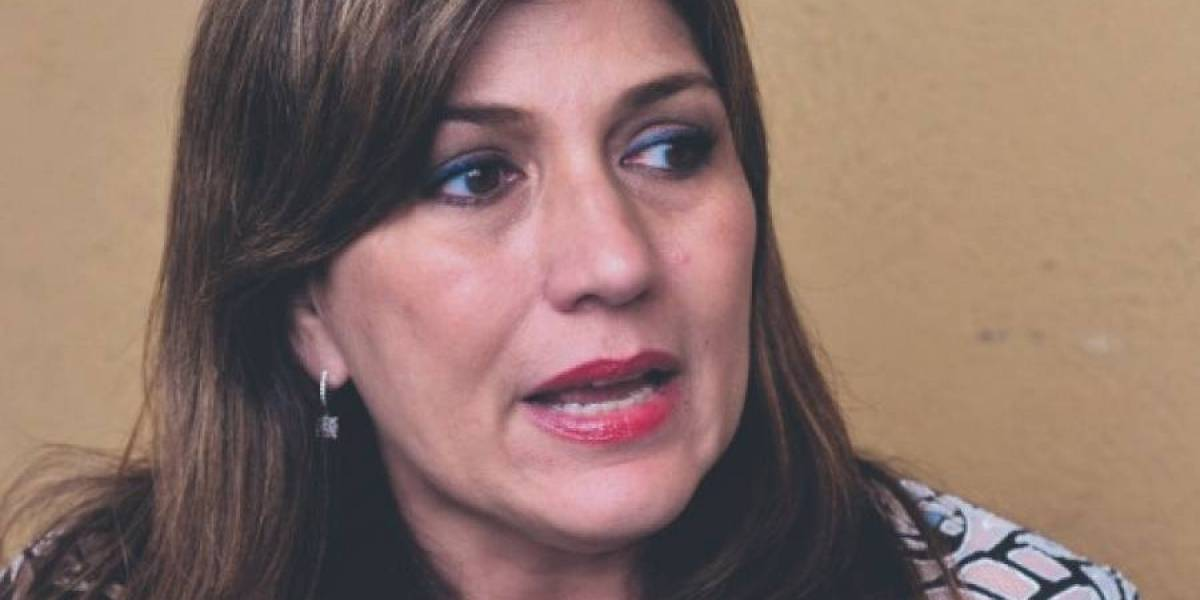 "Ada Monzón vuelve a ""Noticentro al amanecer"""