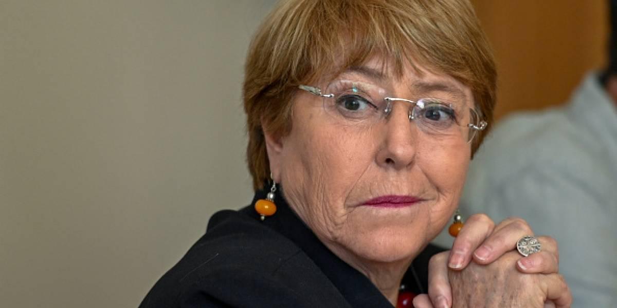"""""""Como Presidenta dejó un legado de victorias en la lucha por la igualdad"""": Bachelet elegida entre las top 20 personas más influyentes del mundo en política de género"""
