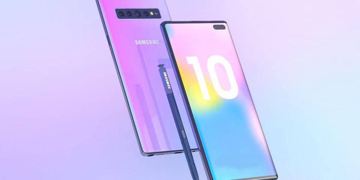 Cuánto podría costar el nuevo Samsung Galaxy Note 10 en México