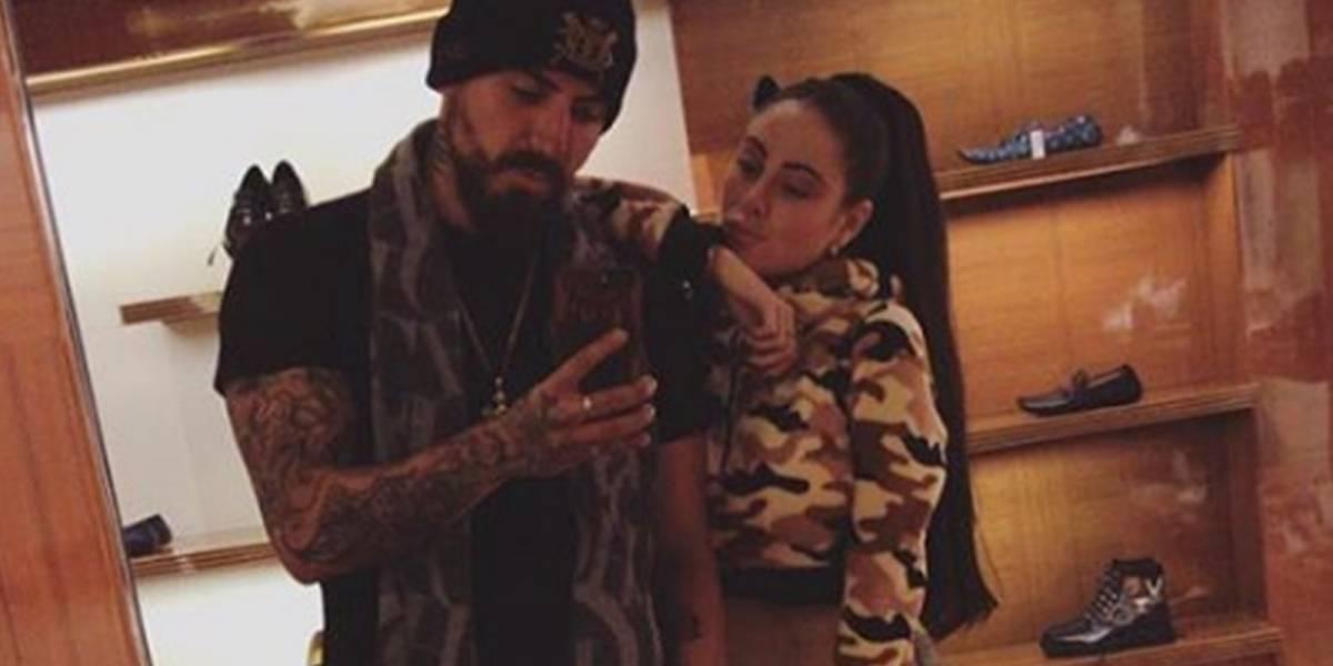 Ignacia Michelson confesó que está casada con Sargento Rap