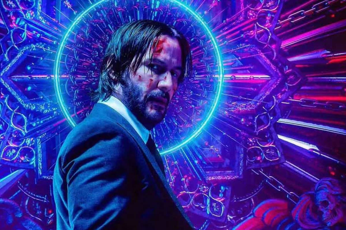 Netflix John Wick 3